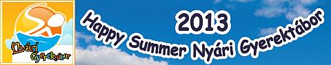 Happy Summer Nyári Gyerektábor