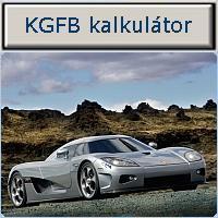 KGFB kalkulátor